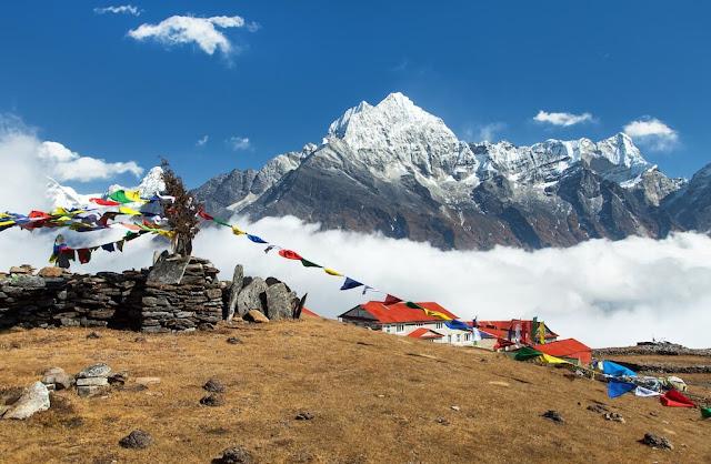 Khumbu Valley, Solukhumbu, Nepal