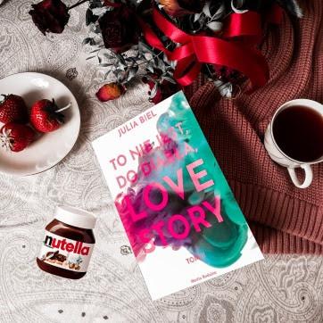 [PRZEDPREMIEROWO]: To nie jest, do diabła, love story - Julia Biel