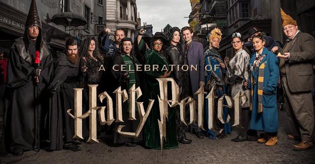 'A Celebration of Harry Potter' está acontecendo! | Ordem da Fênix Brasileira