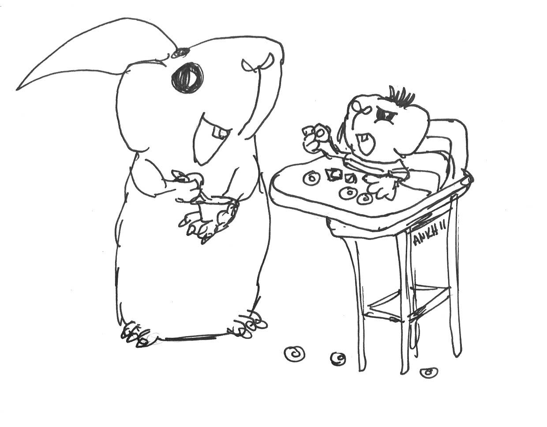 The Secret Life Of Guinea Pigs Sweet Sweet Feeding Time