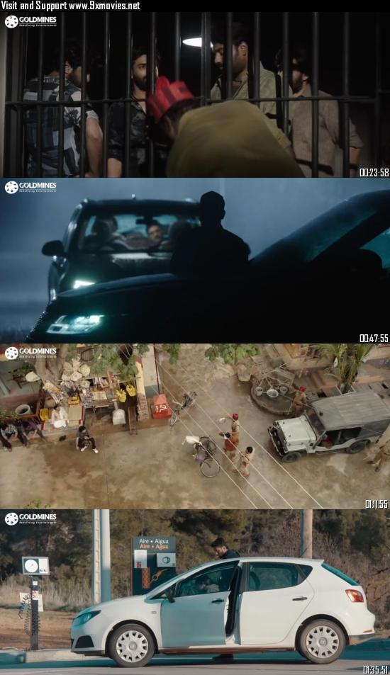 Don Returns 2021 Hindi Dubbed 720p 480p HDRip [900mb 300mb]