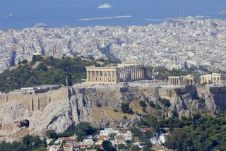 1. Parthenon, Acropolis