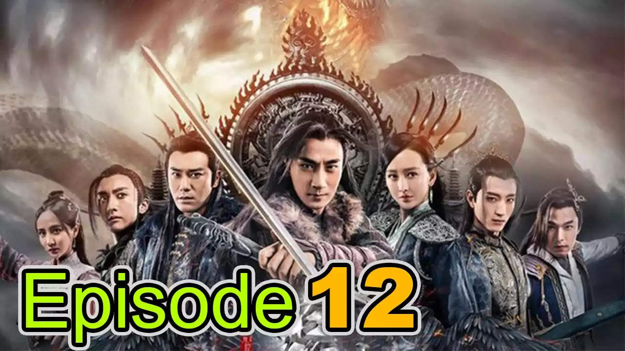 The Legend of Jade Sword (2018) Subtitle Indonesia Eps 12