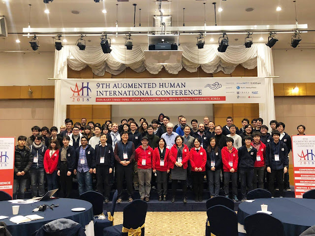 augmented human international conference 2018 korea seoul