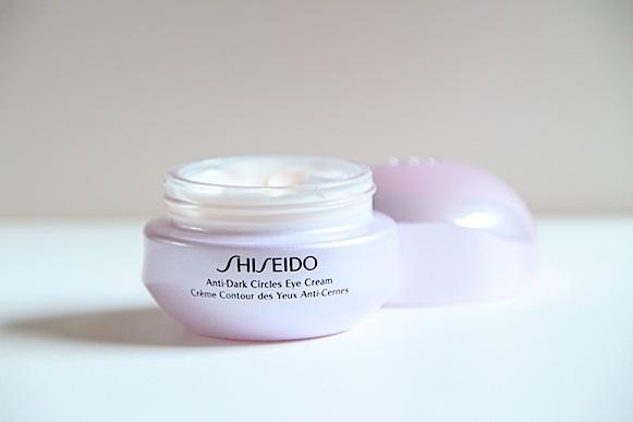 contour yeux shiseido