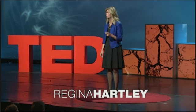 Regina Hartley / TED