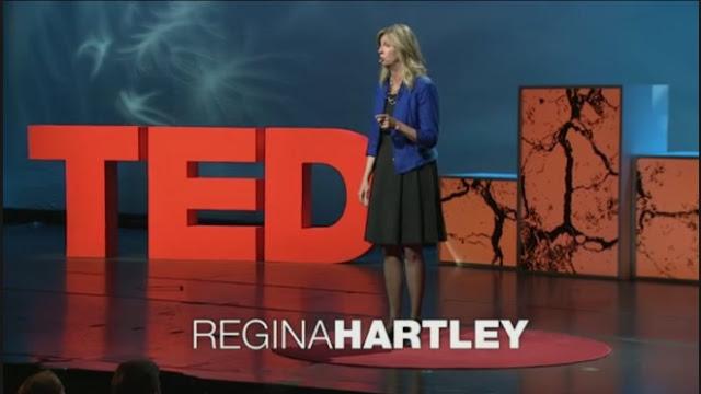 UPS İnsan Kaynakları Direktörü Regina Hartley'den