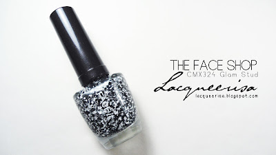 Lacqueerisa: The Face Shop CMX324 Glam Stud