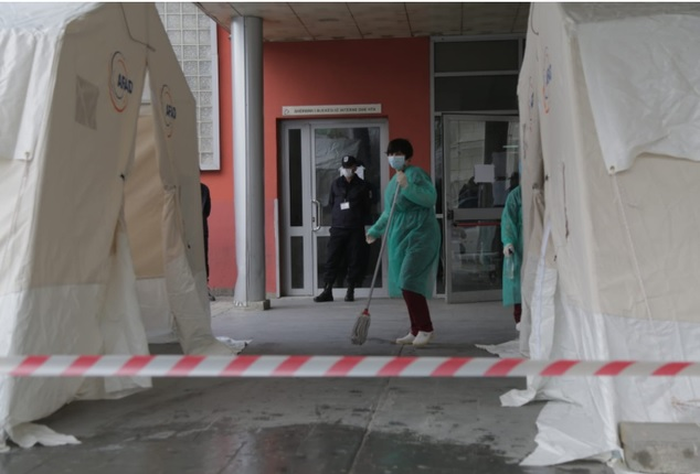 Number of Patients with coronavirus in Albania goes to 146, 3 in grave conditions in Tirana