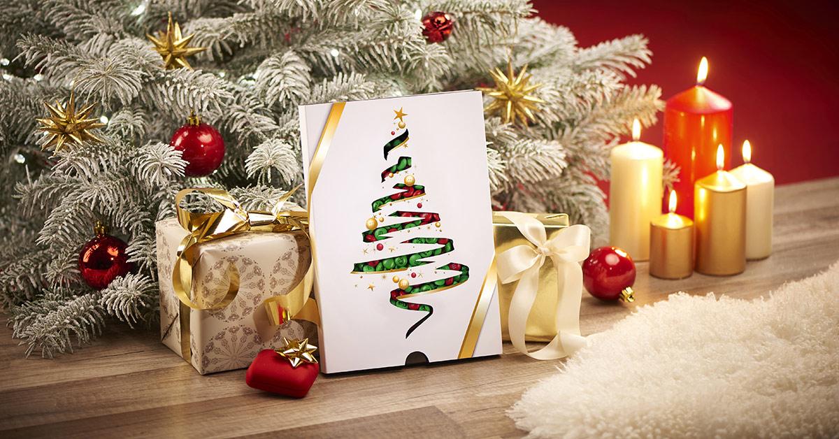 Popolare Total Beauty: Idee regalo originali per Natale firmate My M&M's OE23