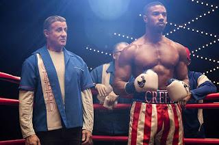 Dunia Sinema Creed II Adonis dan Rocky