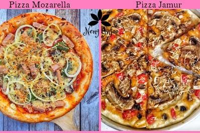 Resep Pizza Mozarella dan Resep Pizza Jamur