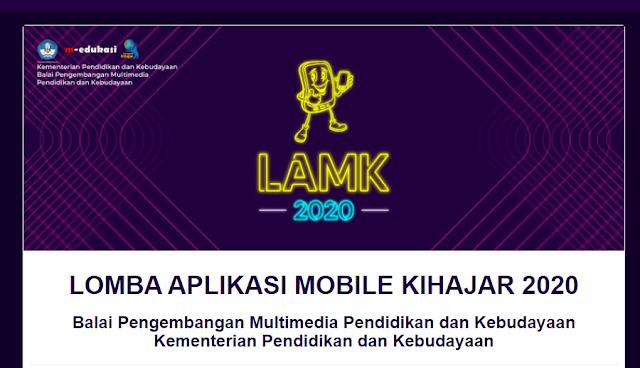 Lomba Aplikasi Mobile Kihajar 2020