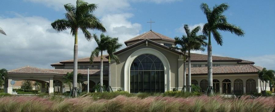 Otra de tantas iglesias durante la travesía