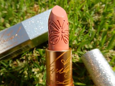 M.A.C x Mariah Carey Cremesheen Lipstick 'McIzzle' - www.modenmakeup.com