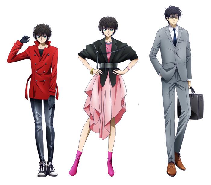 Tokyo Babylon (2021) anime - reparto
