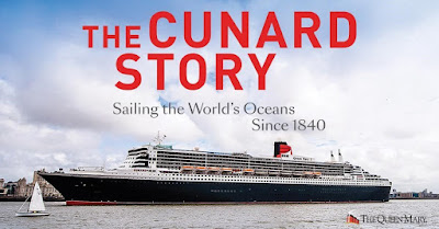 The Cunard Story Exhibit Opens On the Queen Mary in Long Beach California