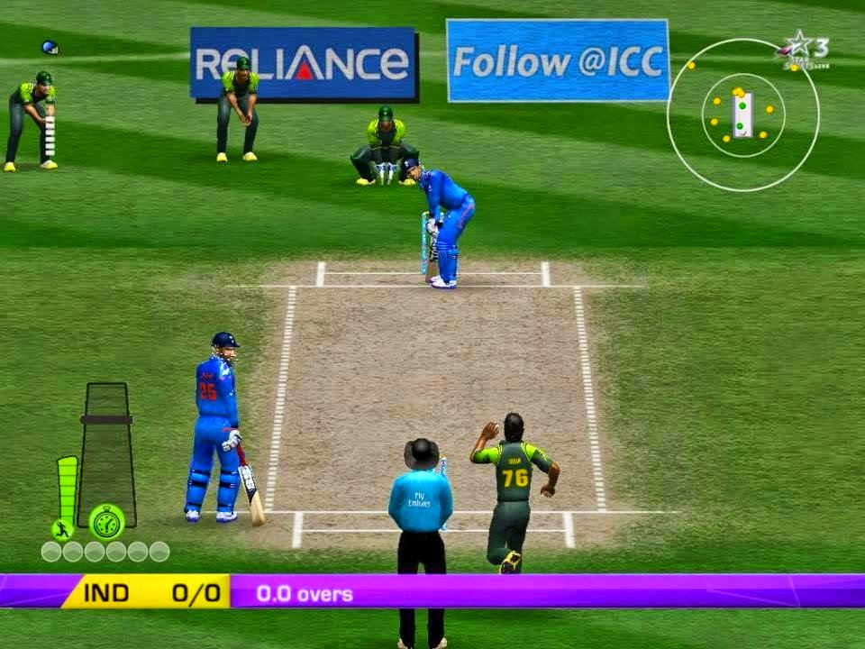 Icc Cricket World Cup Cricket Game For Pc 2015 By Mm Studios