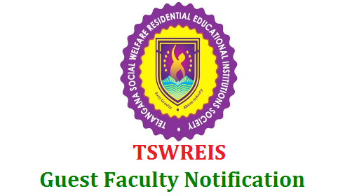 Telangana Social Welfare Residential Schools Guest Faculty Recruitment Notification 2019 for Vocational Instructors in Telangana Residential Colleges Intermediate Courses Get Complete Details here such as Eligibility Educational and Professional Qualifications Vacancies Fee Online Application and Interview dates. On-line applications are invited from the eligible candidates for the Guest  Faculty  for  the  Vocational  Intermediate  Courses  for  the  year 2019-20 from 05.06.2019 tswreis-guest-faculty-recruitment-notification-vocational-courses-online-application-form