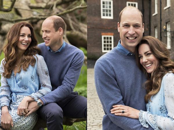 10 rocznica ślubu księcia i księżnej Cambridge.