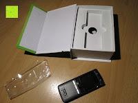 auspacken: GHB 8GB Digitales Diktiergerät Aufnahmegerät Audio Voice Recorder mit Stereoaufnahmen, MP3 Player und USB Spericher -Schwarz