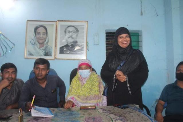 যুব স্বেচ্ছাসেবক লীগ চট্টগ্রাম জেলা কমিটির মাসিক সমন্বয় সভা অনুষ্ঠিত
