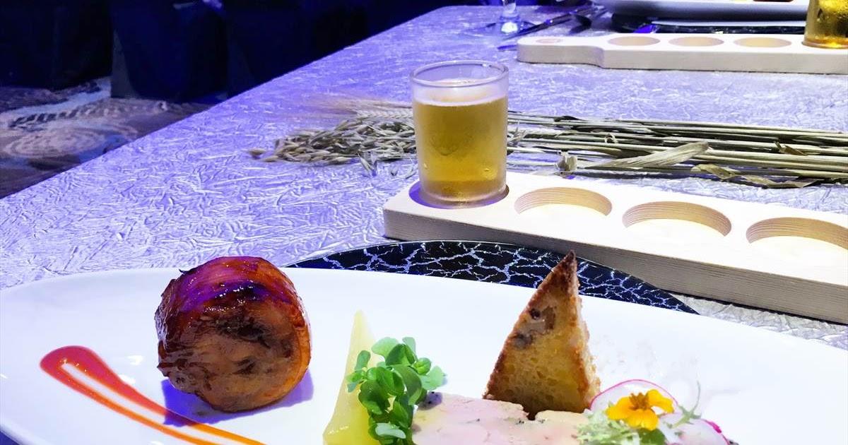 Beer Menu At Roasted Pear Restaurant