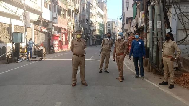 BHIND में DSP, TI सहित 22 पुलिसकर्मी कोरोना पॉजिटिव - MP NEWS