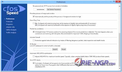 CfosSpeed 10.14 Build 2274 Full Version