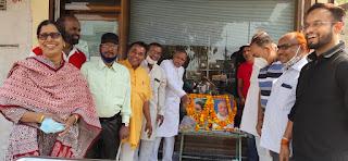 इंदिराजी के त्याग, शहादत ओर योगदान को देश कभी भुल नही सकता