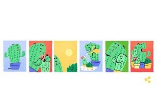 Γιορτή του Πατέρα 2017: Η Google τιμά την ημέρα με ένα Doodle