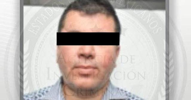 El Cuini Valencia segundo al mando en jerarquía de El CJNG es trasladado de El Altiplano a uno de medio pelo en CDMX