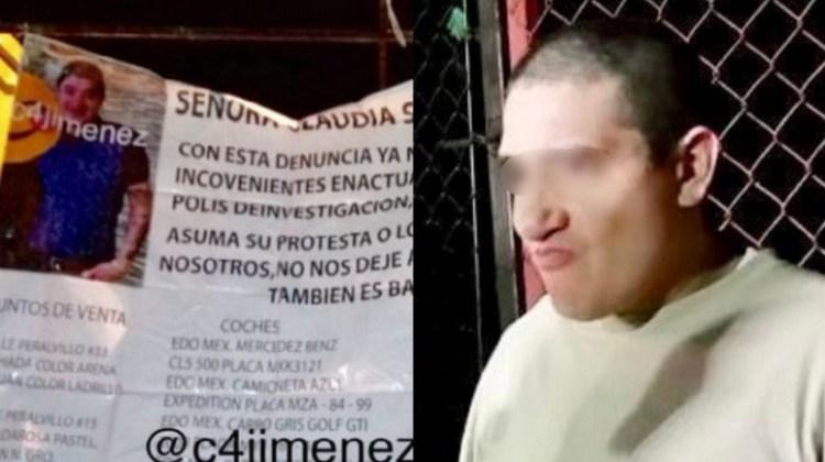 """Tras la tercera detención """"El Lunares"""", En narcomantas """"La Anti-Unión"""" expuso socios y puntos de venta de """"La Unión Tepito"""""""