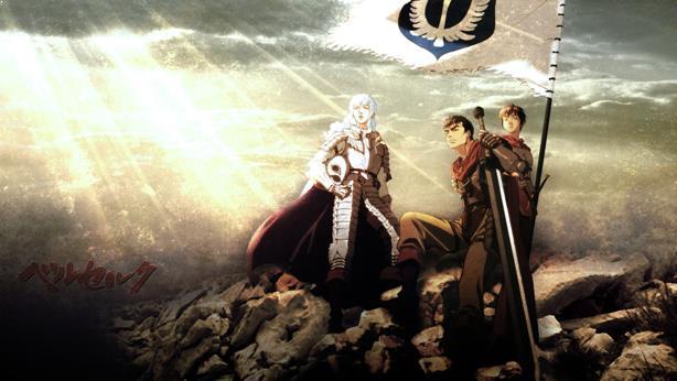 Berserk - Anime Action Fantasy Terbaik dan Terseru