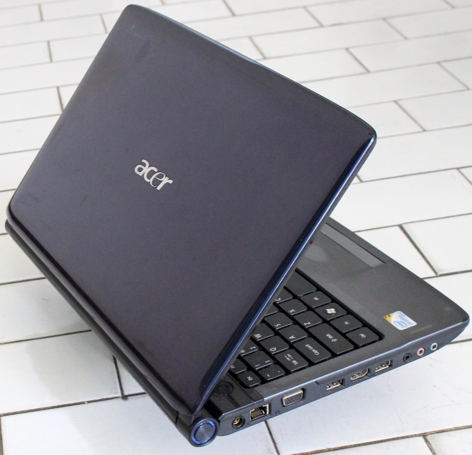 Jual Acer 4736 Core2Duo