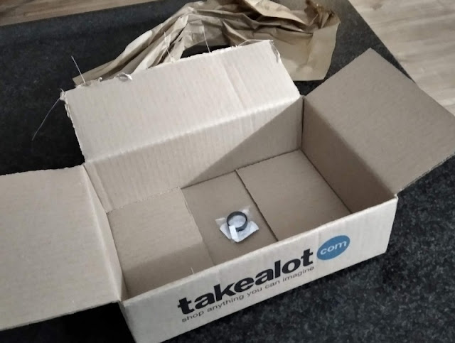 takealot excessive packaging