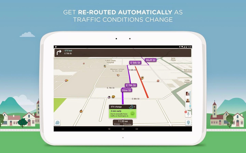 Aplikasi Penunjuk Jalan Untuk Android
