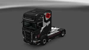 Vabis Transport Skin for Scania RJL