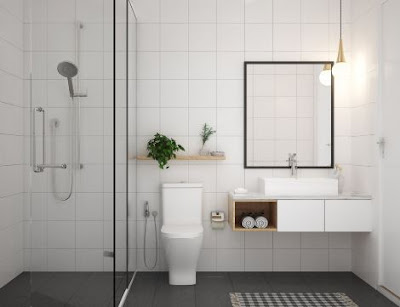 How to Decorate a Minimalist Bathroom