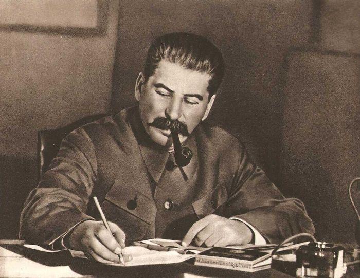 Josef Stalin. Historical Wallpapers