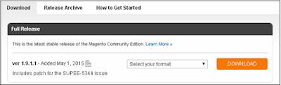 Intalasi Megento pada localhost dan webserver
