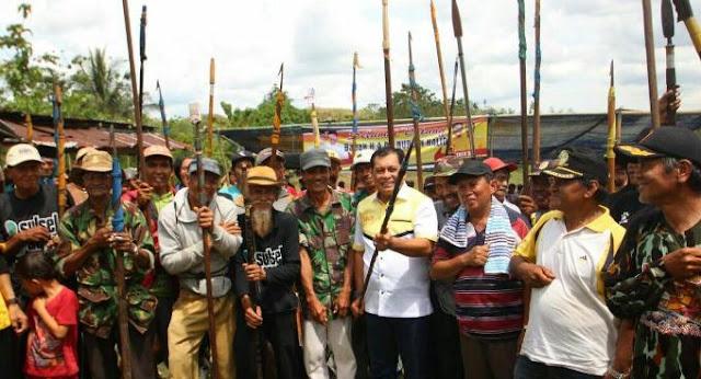 NH Yakinkan Perlunya Pembangunan Berbasis Kearifan Lokal