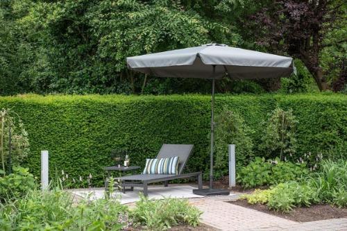 Garden Impressions parasol met voet