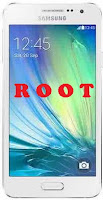 Root Samsung Galaxy A3 SM-A300H.