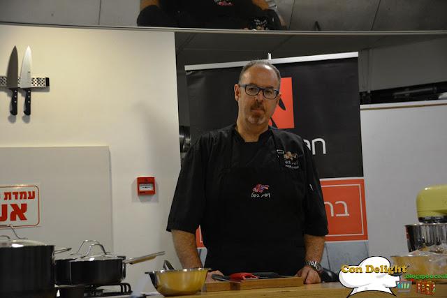 שף אורן גירון Chef Oren Giron
