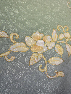 椿十徳の紋様