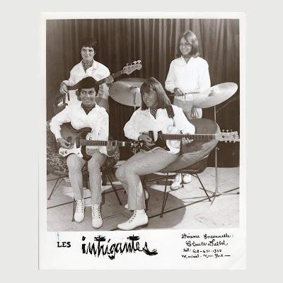 Les Intrigantes - Singles 1965-1968