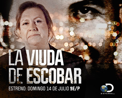 La viuda de Pablo Escobar rompe el silencio en Discovery en Español