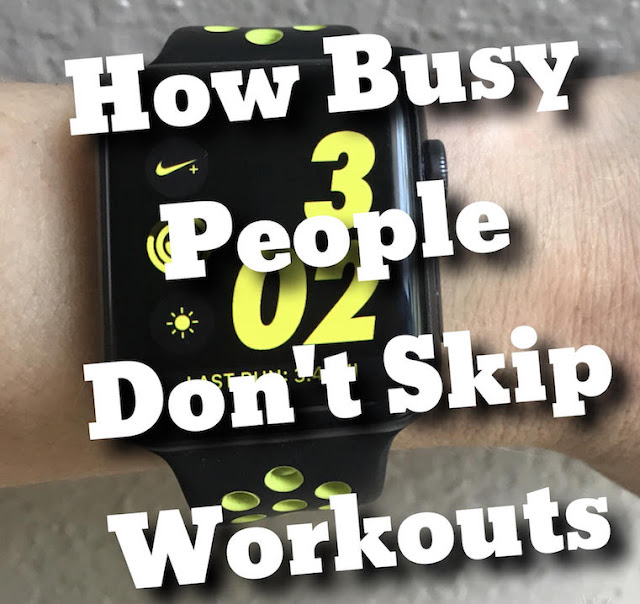 how not to skip workouts running exercise busy schedule routine app fitness nutrition personal training accountability virtual races marathon training running group