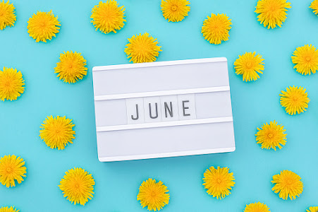 Travel in June 2